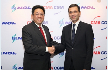 CMA CGM readies $2.4bn takeover offer for NOL