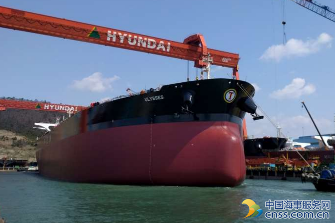Four More Ships Added to Hyundai Heavy's Orderbook