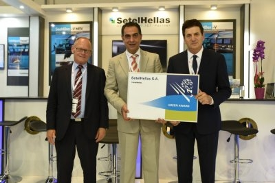 SetelHellas becomes new incentive provider for the Green Award