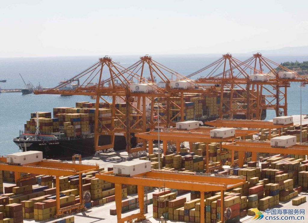 Port of Piraeus Shareholders Okay Cosco's Concession Deal