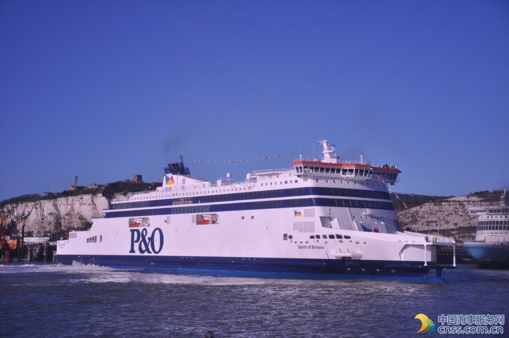 P&O Ferries Continues 6-Digit Freight Vehicles Run