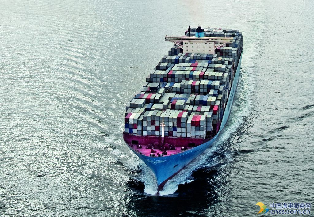 Maersk Line to Up Asia-Europe Freight Rates from July 1