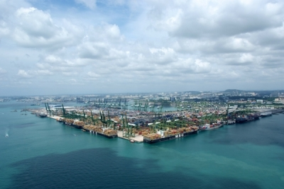 CMA CGM in Singapore container terminal jv with PSA