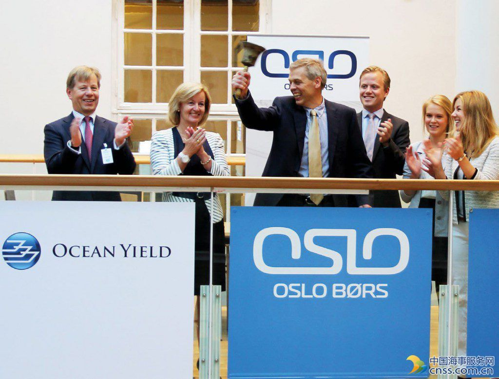 Ocean Yield Buys Share in Quantum Pacific's Mega Boxships