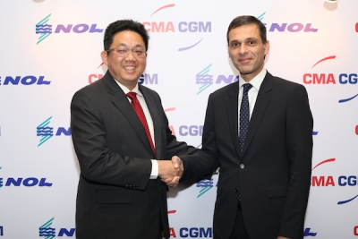 CMA CGM set to delist NOL as stake crosses 90% threshold