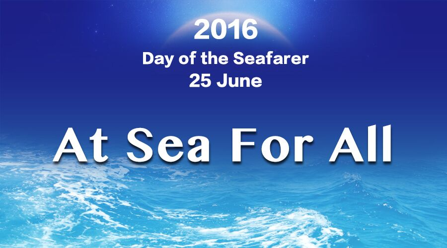 Day of the Seafarer 2016 Events in China