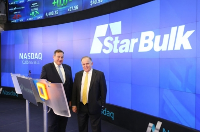 Star Bulk remains firmly in the red in Q1