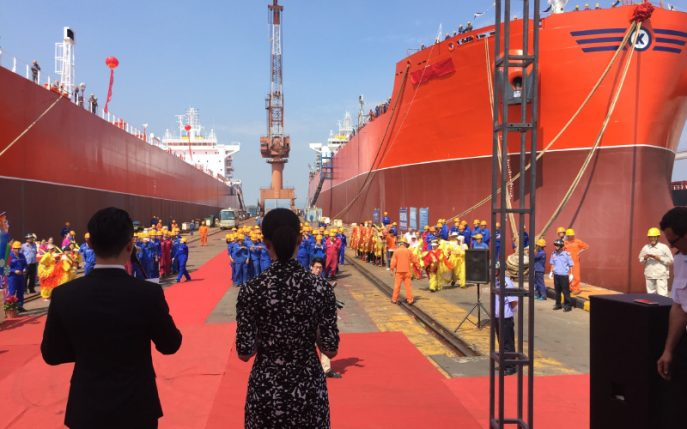 A new generation of Klaveness combination carriers to be delivered soon