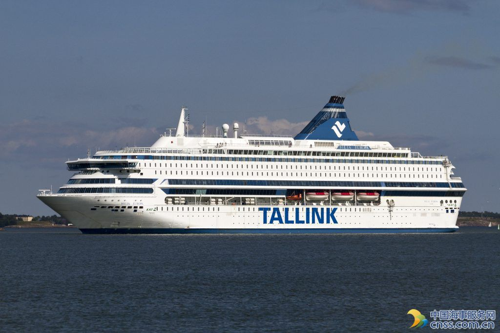 Tallink Invests in Silja Europa Cruise Ferry Renewal
