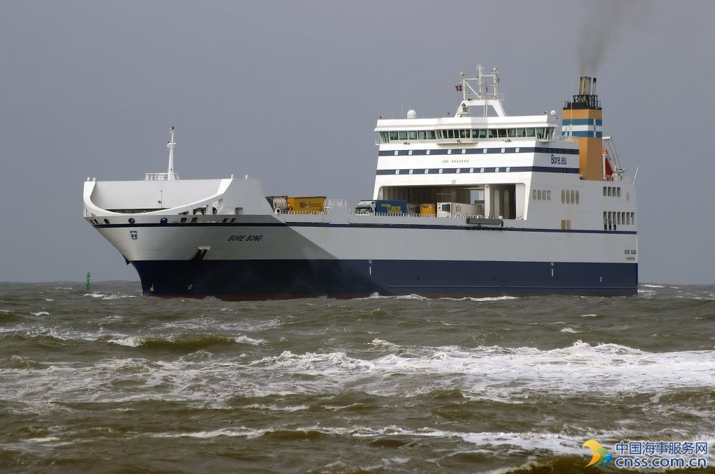 P&O Ferries Sees Rise in Zeebrugge-Teesport Volume