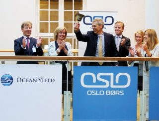 Ocean Yield Cancels Third LEG at Sinopacific