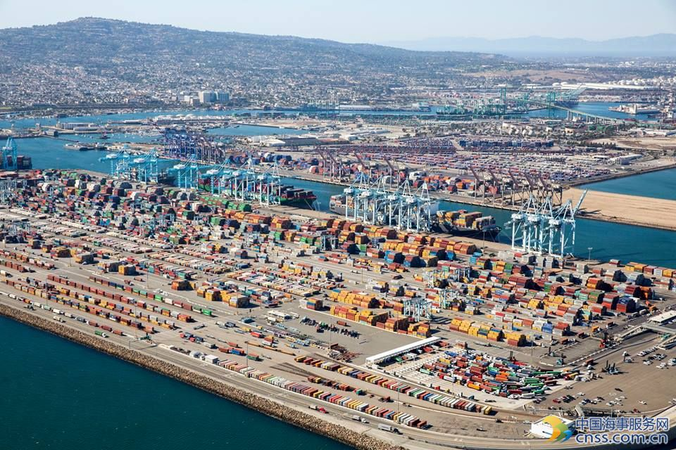 Port of Los Angeles Sees Slight Rise in September Volumes