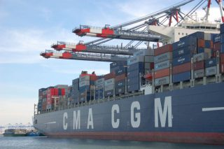 CMA CGM, ENGIE to Promote LNG as Marine Fuel for Boxships