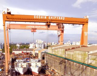 Cochin Shipyard to Build Small-Scale LNG Carriers