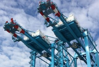 APM Terminals Orders Cranes for MedPort Tangier