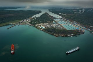 ITF Raises New Safety Concerns about Panama Canal's Locks