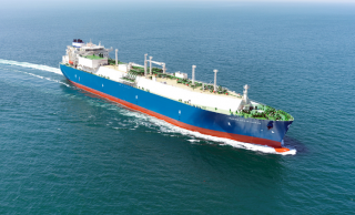 DSME Hires GTT to Equip Two LNG Carriers