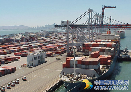 TraPac Cleared to Expand Oakland Container Terminal