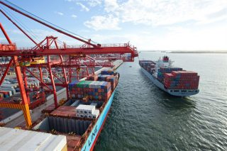ACCC: Container Stevedoring Prices in Australia Hit New Low