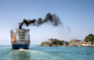 ICS: IMO Could Set Initial CO2 Reduction Goals by 2018