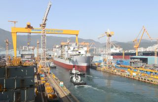 Report: Ailing Shipbuilder DSME to Get USD 2.4 Bn from Creditors