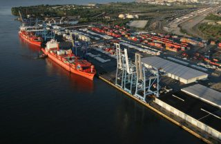 Port of Philadelphia on Its Way to Double Container Capacity