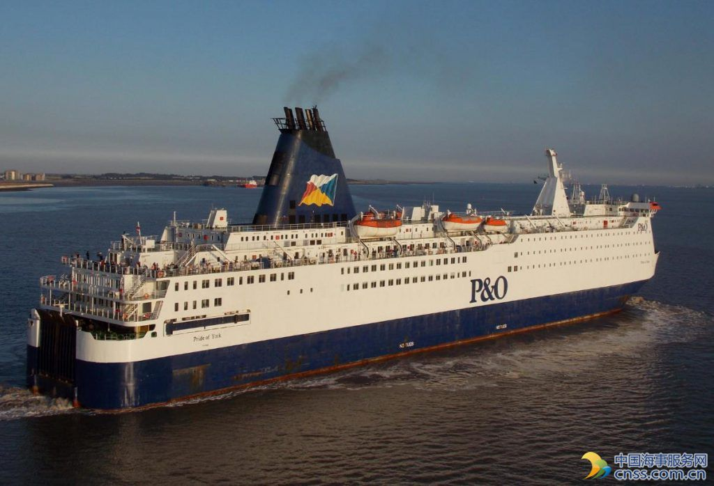 P&O Ferries to Upgrade Two Ships on Hull-Zeebrugge Route