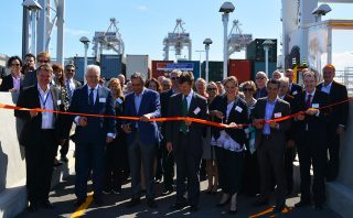 VICT Completes Container Terminal in Melbourne