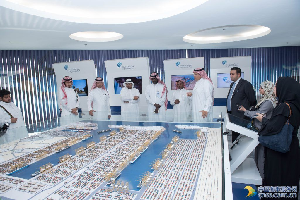 King Abdullah Port Closer to 4 Million TEU Milestone