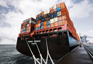 Bremen Express Loses Unknown Number of Containers at Sea