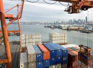 Hanjin Selling Terminal Operations at Port of Seattle