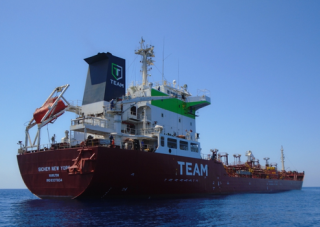 ISS, Team Tankers International Ink Port Services Deal