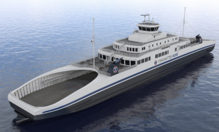 Vard to Build Two LNG Ferries for Torghatten Nord
