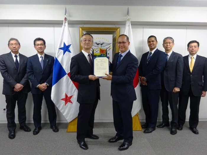 "Japanese SOx Scrubber System for Ships Acquires First Certification from Panama: Performance Verified in Testing on ""D"