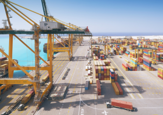 King Abdullah Port Sees 8 Pct Rise in Annual Box Volumes