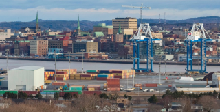 DP World Starts Operating Saint John Canada Terminal