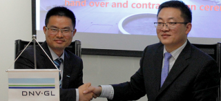 DNV GL Awards First AiP to Scrubber Manufacturer in China