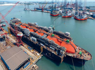 Keppel Shipyard to Deliver Yinson's FPSO Soon