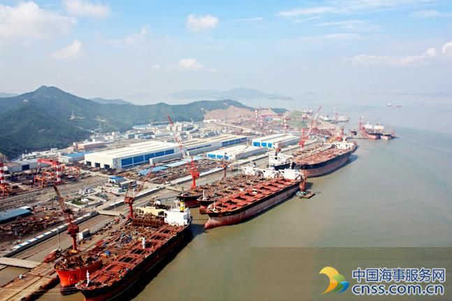 10 Hanjin Shipping vessels up for sale