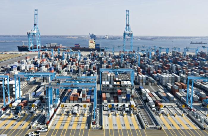 Virginia Port Continues to Process Record Container Volumes; Expansion Work Set to Begin at VIG