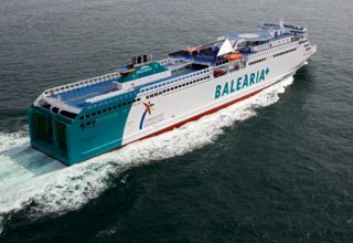Baleària Unveils EUR 450 Mn Ship and Terminal Investment