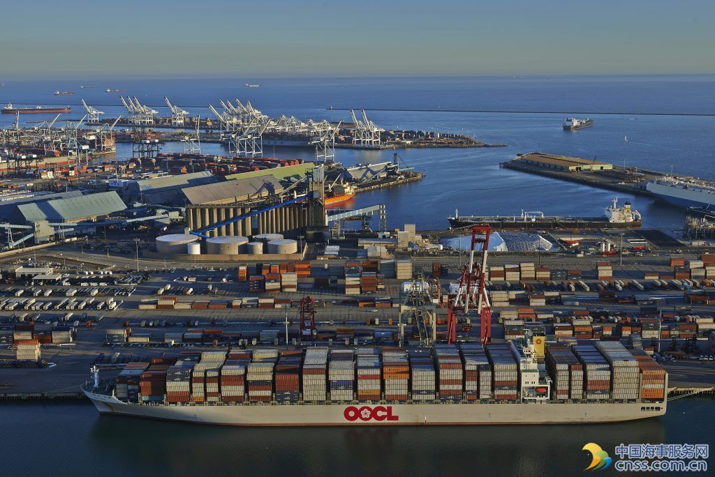 Hanjin Shipping Declared Bankrupt As Port of Long Beach Recovers