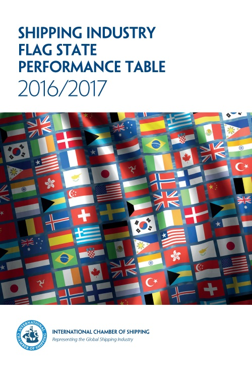 ICS Releases Latest Flag State Performance Table
