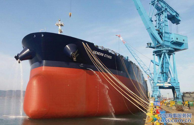Gener8 Maritime Adds New ECO VLCC, Earns Less in 2016
