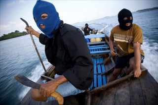 Somali Pirates Keep 7 Hostages on Hijacked Vessel