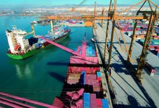 Greece Receives Three Bids for Thessaloniki Port