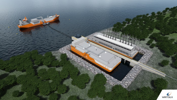 "Wärtsilä partners in important ""Jettyless"" LNG transfer concept"