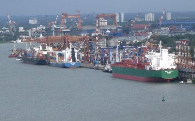 Shipping Industry Of India Focuses On Upgradation