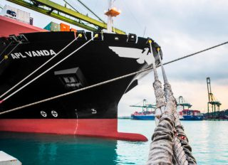 APL Unveils Maiden Sailings with OCEAN Alliance