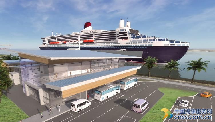 In Depth: Interview: Megaships to Call on Brisbane's New Cruise Terminal by 2019/20 Season